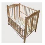 Giường cũi trẻ em gỗ sồi Nga (MSP:C2)