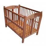 Giường cũi trẻ em GOLDCAT gỗ săng đỏ