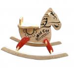 Ngựa gỗ GOLDCAT (MSP: N3)
