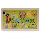 Domino ghép hình côn trùng