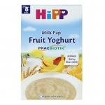Bột ăn dặm Hipp hoa quả nhiệt đới sữa chua (250g) (8m+)
