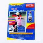 Đai xe máy trẻ em Royal (loại có đỡ cổ)