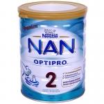 Sữa Nan Nga 2 (6-12m) (800g)